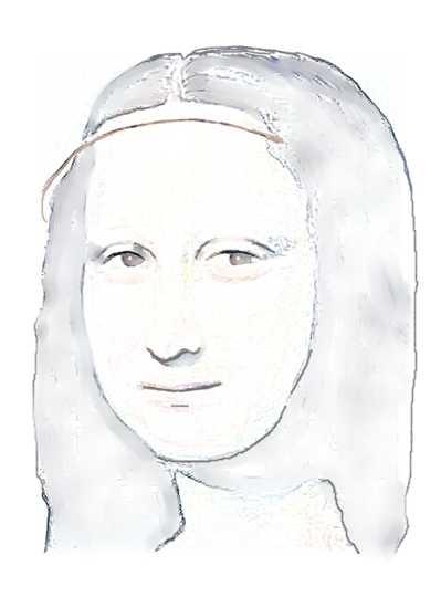 Mona Lisa par brainfree